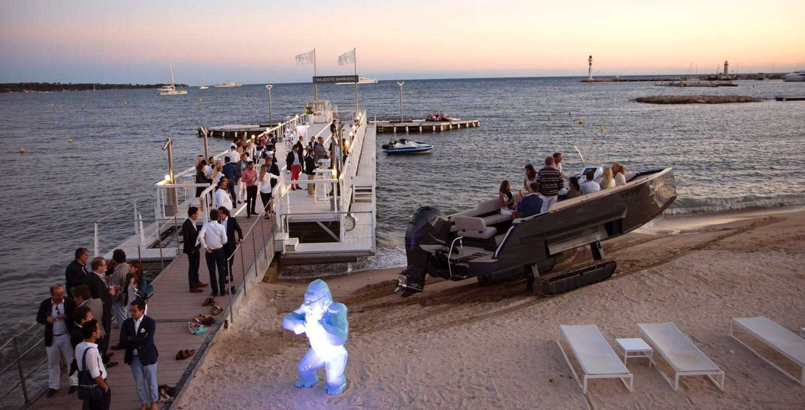Iguana Yachts at the Cannes Yachting Festival