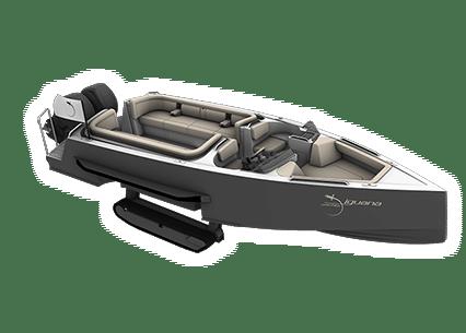Iguana Day Limo amphibious boat