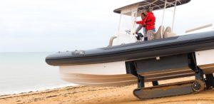 Iguana X100 sea trials