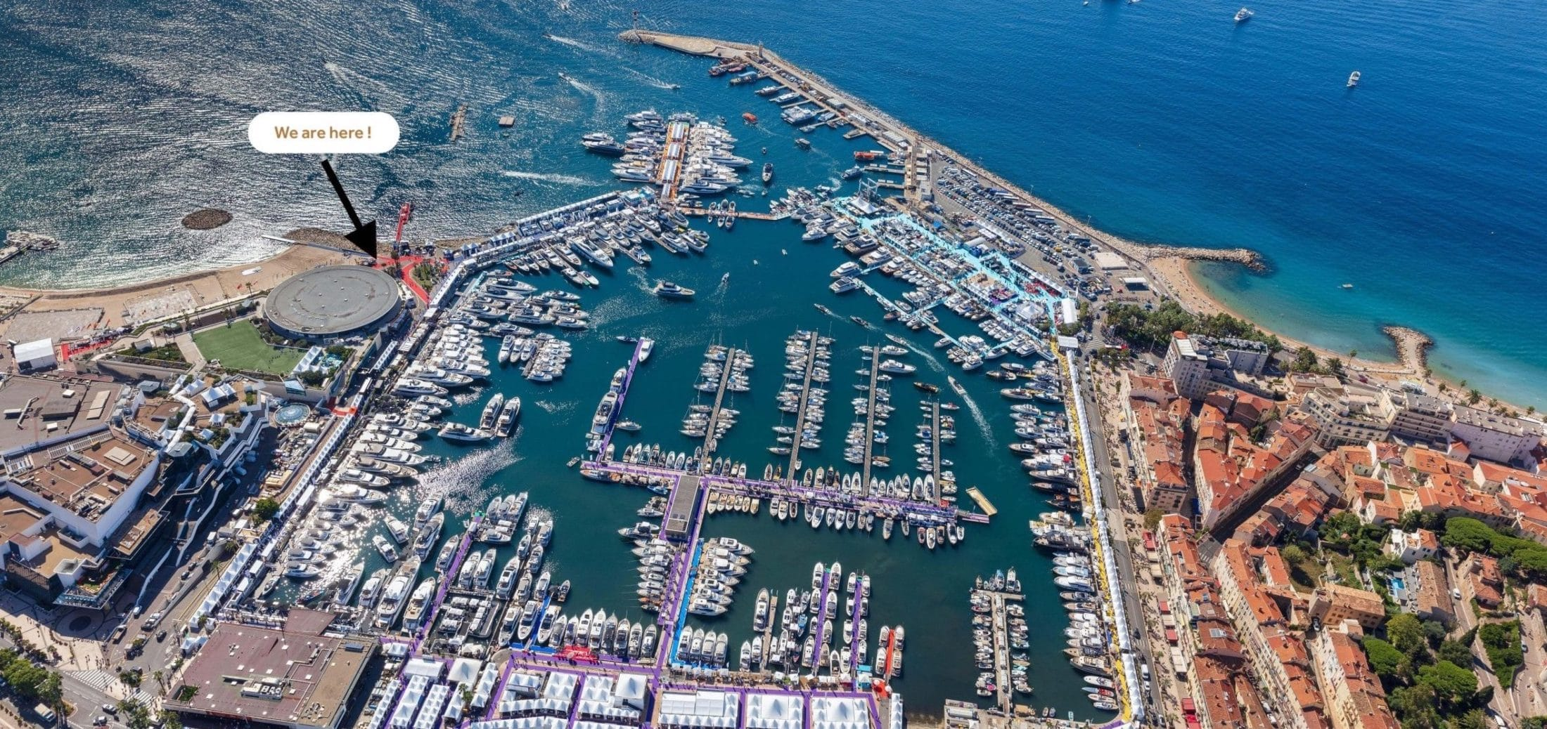 Iguana Yachts in Cannes Yachting Festival