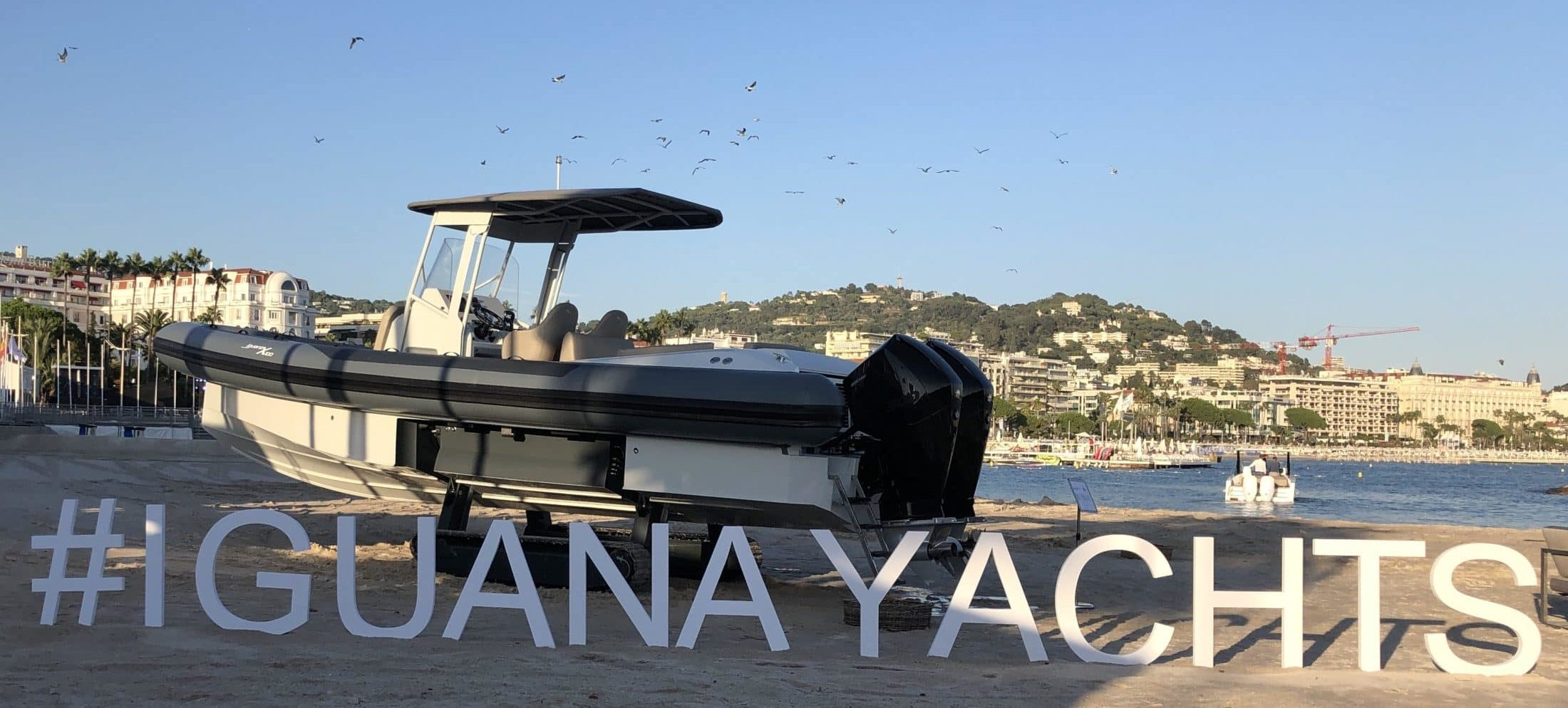 Iguana Yachts Cannes 2021