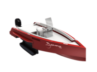 High tech and performant Iguana Original boat